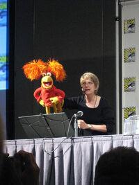 Red Karen Comic Con 2008