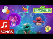 Sesame Street - The Day of the Dead Song