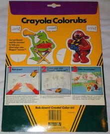 Crayola colorubs ctf 2