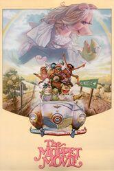 Muppet Movie poster