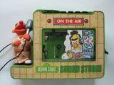 Sesame Street Sound Studio cassette recorder