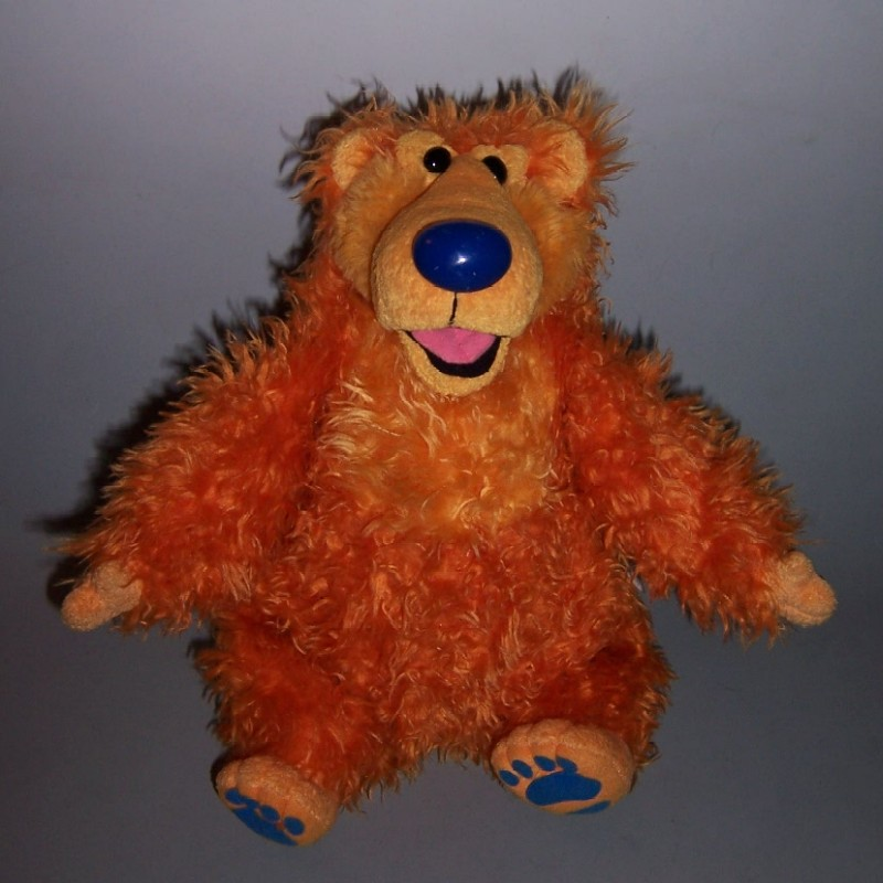Bear in the Big Blue House plush (Fisher-Price)