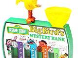 Big Bird's Mystery Bank