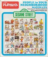 People In Your Neighborhood Match-Ups box 02 back