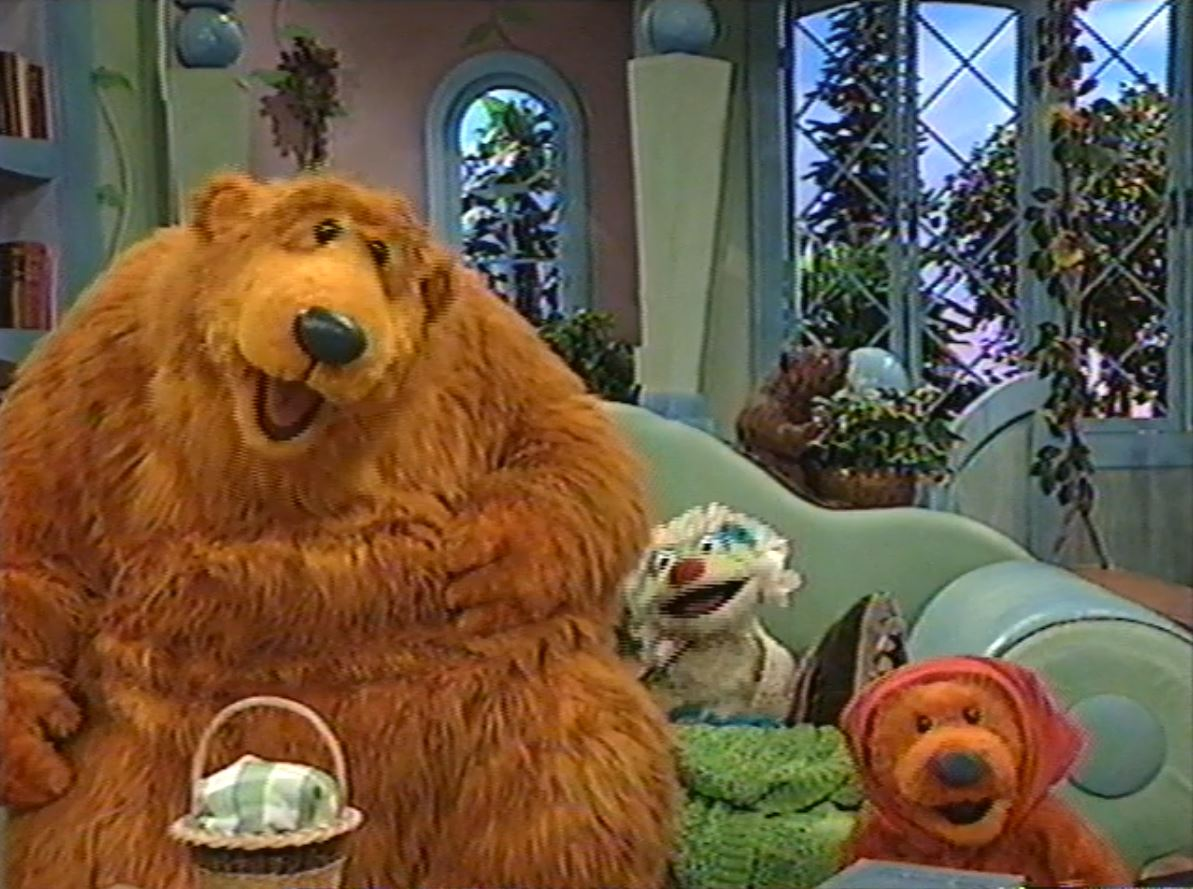 Imagine That (Bear in the Big Blue House)