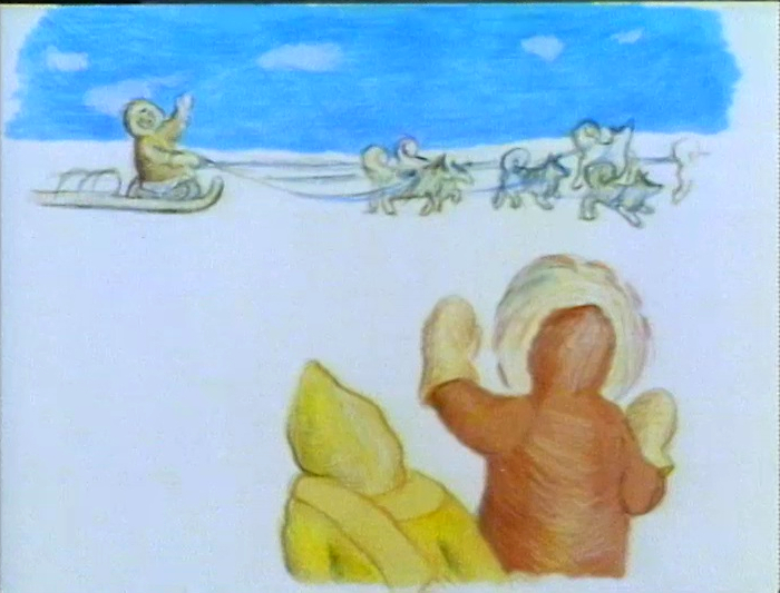 Song of the Inuit Child
