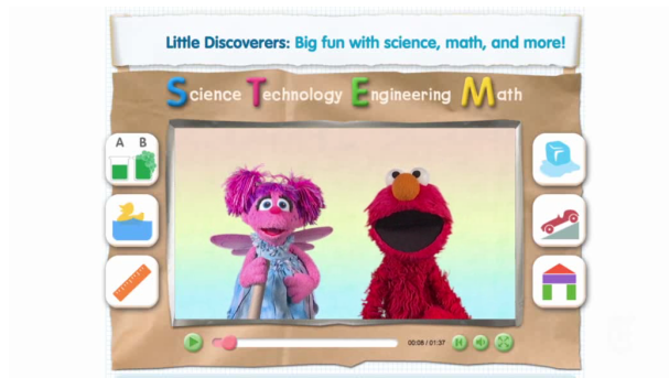 Little Discoverers: Big Fun With Science, Math and More