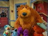 Bear in the Big Blue House deleted scenes