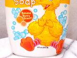 Sesame Street hand soap