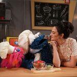 Jenny Slate on Sesame Street2
