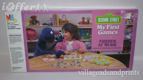 My First Games: Friends at Work