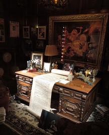 Kermits office display 2