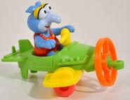 Mcdonalds canada muppet babies premium 7
