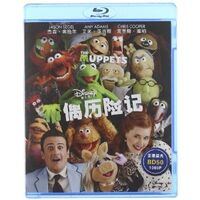 TheMuppetsChineseBluRay