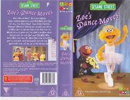 Zoe dancemoves Aus 2004 VHS