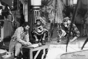 Carol Burnett behind the scenes 01