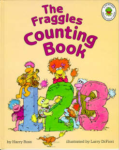 The Fraggles Counting Book
