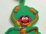 Muppet keychains (Monogram)