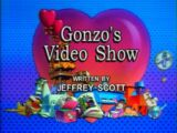 Episode 110: Gonzo's Video Show