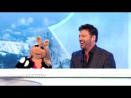 Deck the Halls With Miss Piggy and Harry