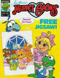 Mbabies uk 01 - November, 1986