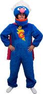 Adult Super Grover-Costume