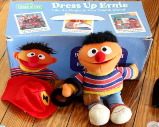 Dress Up Ernie