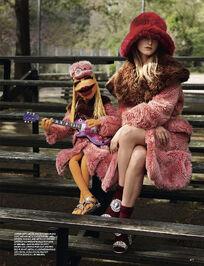 Love magazine Janice and Jean