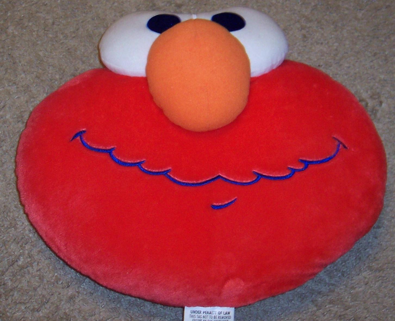 Sesame Street pillows (Franco Manufacturing)