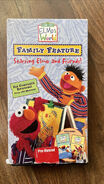 Elmo's World Family Feature Starring Elmo and Friends!