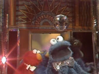 Proto-Elmo Me Lost Me Cookie at the Disco