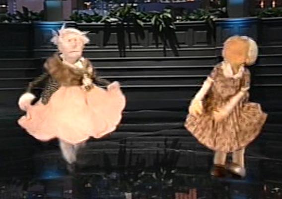 The Dancing Grandmas