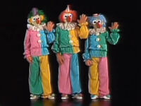 Just the clowns