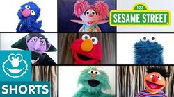 Sesame Street Special National Doctors Day Message CaringForEachOther