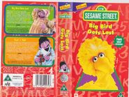 Big bird gets lost uk vhs