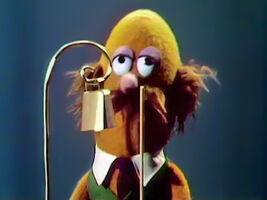 Professor Goldfinch