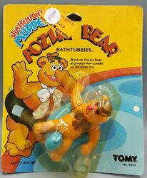Tomy fozzie bear bathtubbies 2