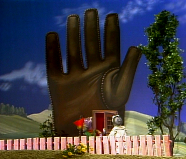 The Young Man Who Lives in a Glove