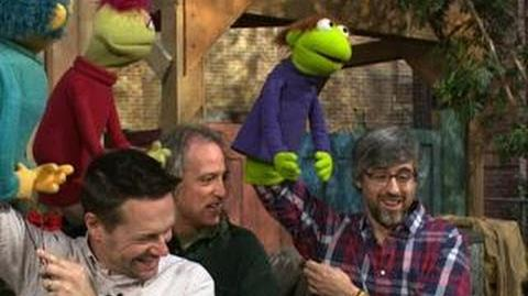 """Mo_Rocca_learns_how_to_get_to_""""Sesame_Street"""""""