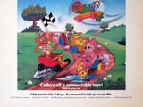 Muppet Babies Happy Meal toys (1990)