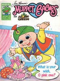 Muppet babies weekly uk 18 july 1987