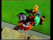 Sesame Street at Australian McDonald's, 2002