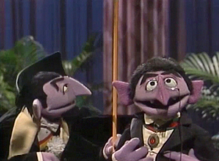 Count von Count's Brother