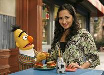 Leela and Bert