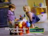 Tyco Surprise Sounds Kitchen