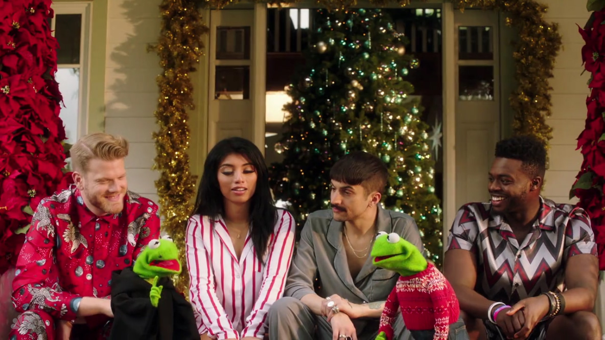 A Very Pentatonix Christmas 2020 A Very Pentatonix Christmas | Muppet Wiki | Fandom