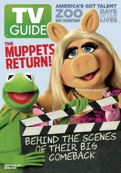 TV Guide 2015 cover The Muppet ABC.jpg