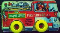 Sesame Street Fire Trucks