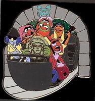 Wdi haunted mansion muppet doombuggy 3
