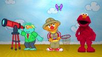 Elmo's World: Scientists